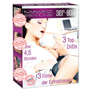 Magic Sexline 3er-Box