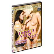 """I Kissed a Girl too"", 4 DVDs"