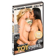 """Toy Stories"", 4 DVDs"