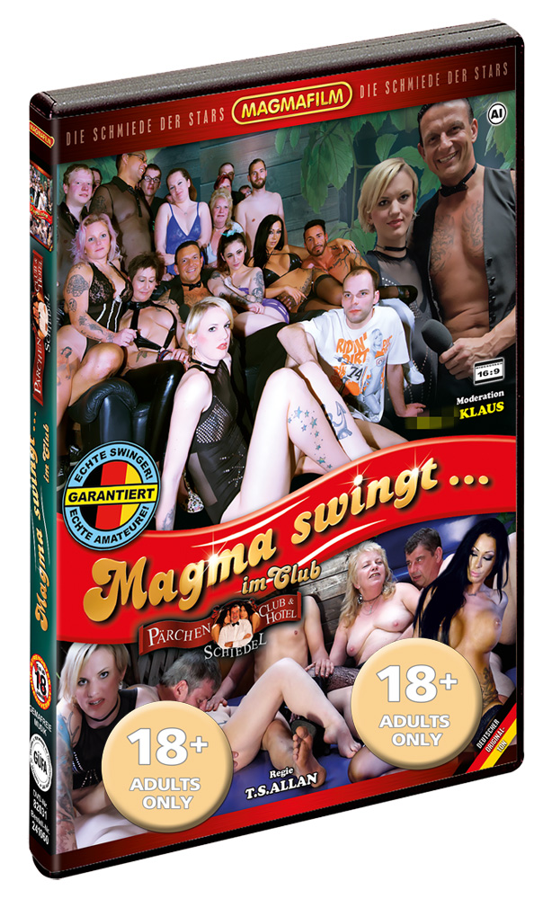 """Magma swingt im Club Schiedel"""